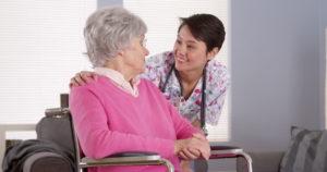 home care perawatan luka
