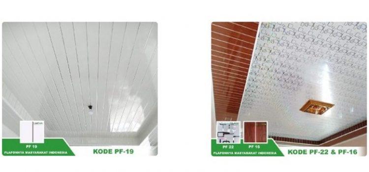 Inilah Rekomendasi Tempat Jual Harga Plafon PVC Terjangkau dan Berkualitas